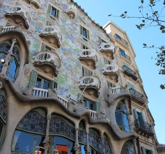 Mit Gaudí durch Barcelona