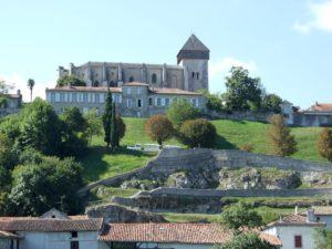 Die Kathedrale von St.-Bertrand-de-Comminges