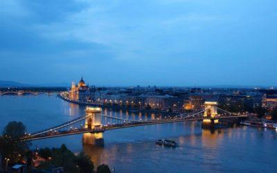 Budapest - bei Tag und bei Nacht
