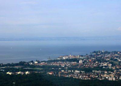 Friedrichshafen Luftaufnahme