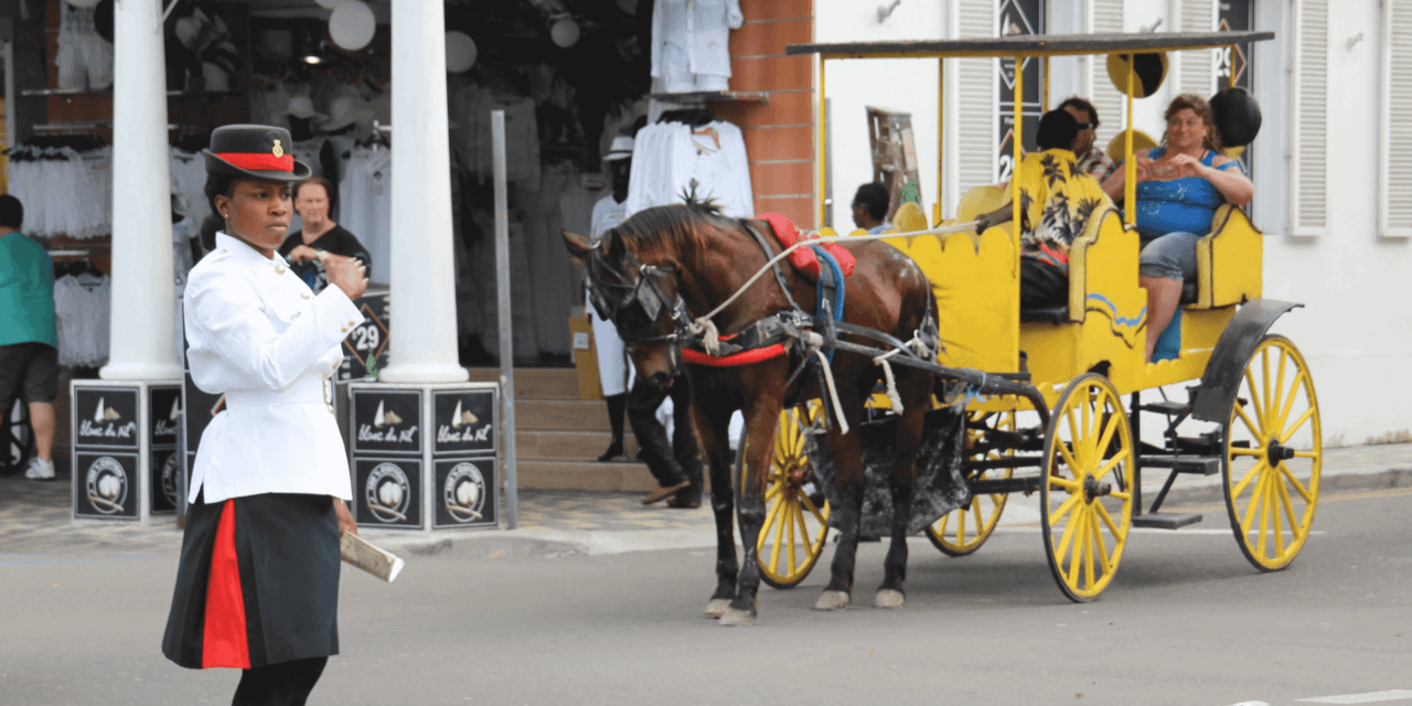 Nassau – Conch Fritters, Party & Shopping