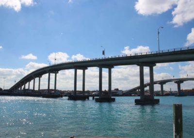 Sidney Portier Bridge