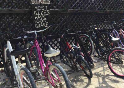 Räder für eine Tour