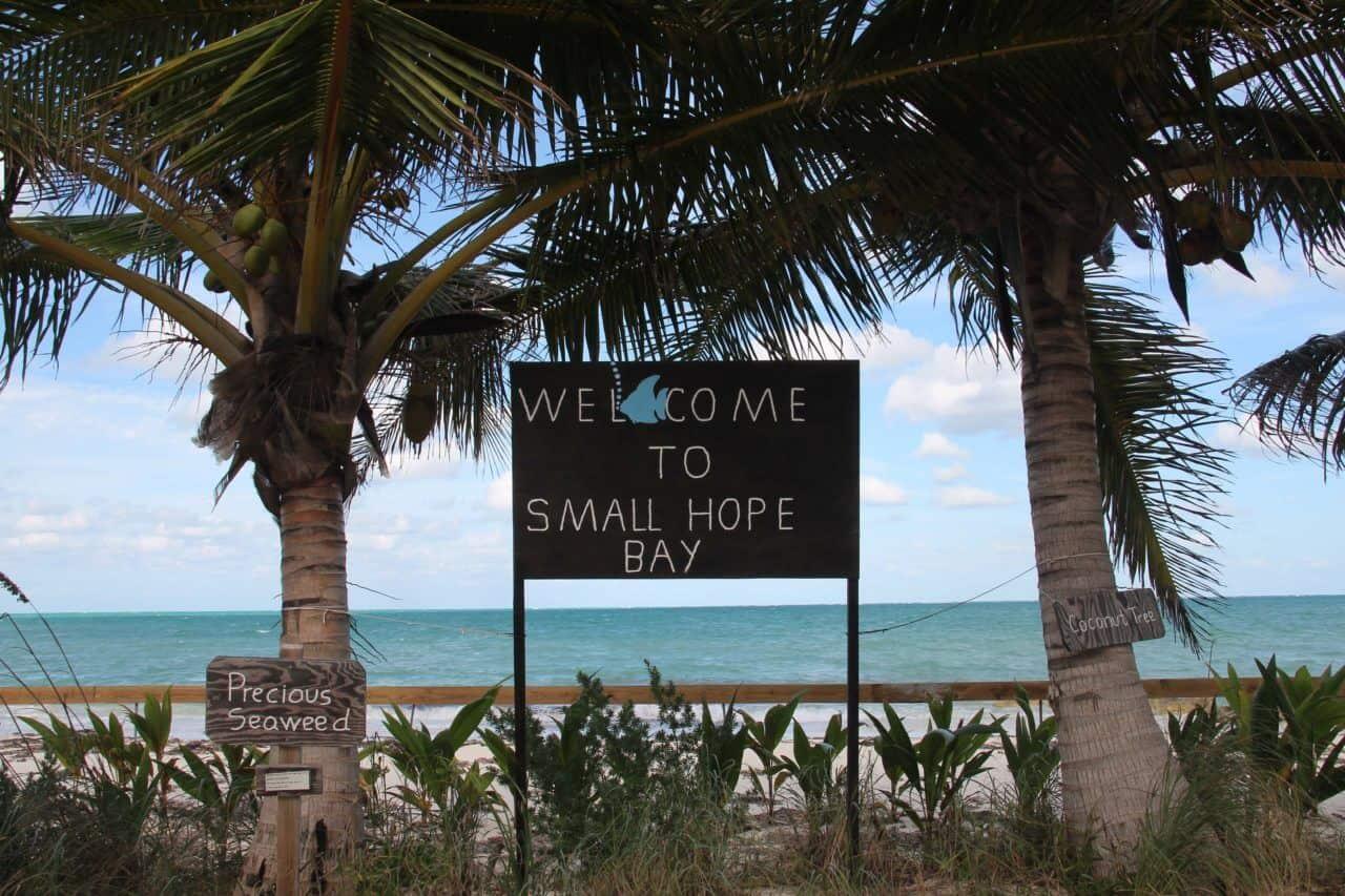 Tauchen auf den Bahamas: das Small Hope Bay Lodge Tauchresort auf Andros