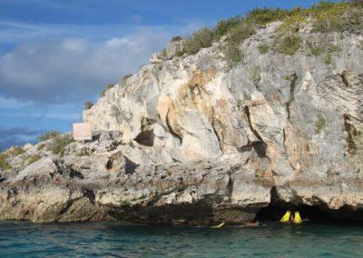 Staniel Cay - Thunderball Grotto