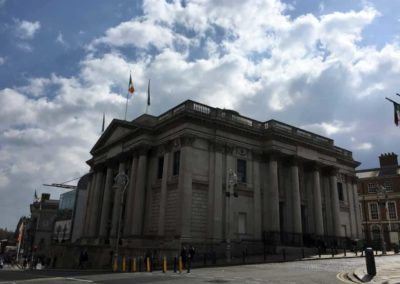 Rathaus von Dublin