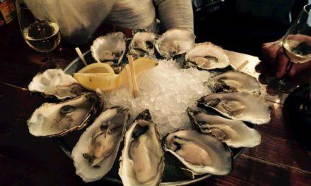 Austern & Weißwein zum Frühstück in Dublin