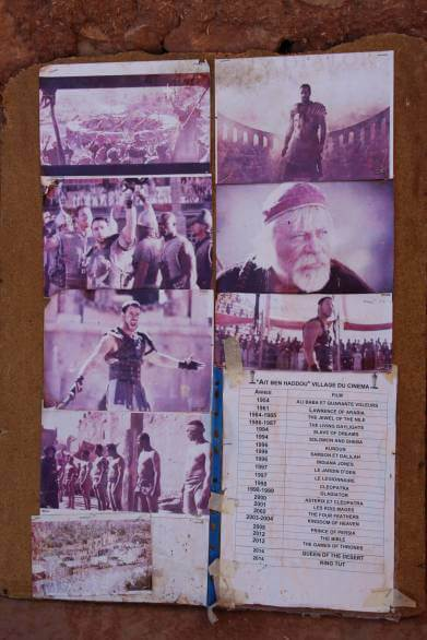 Gladiator Fotos, Aït-Ben-Haddou