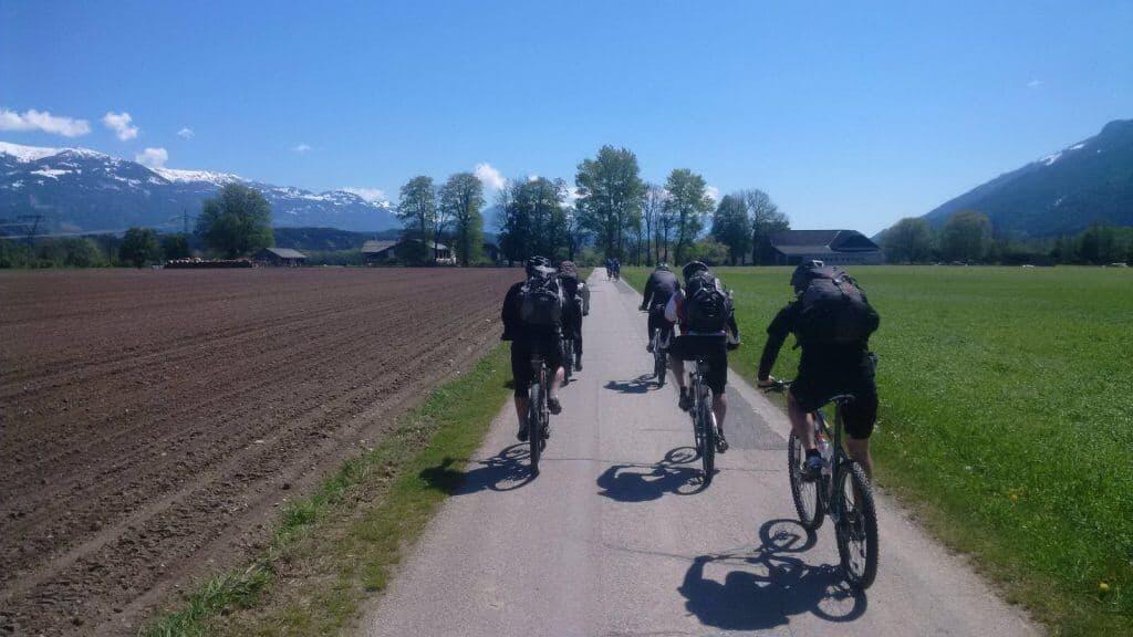 Radtour Drauradweg
