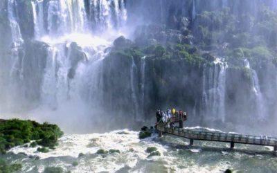 Die 'größten' Wasserfälle der Welt