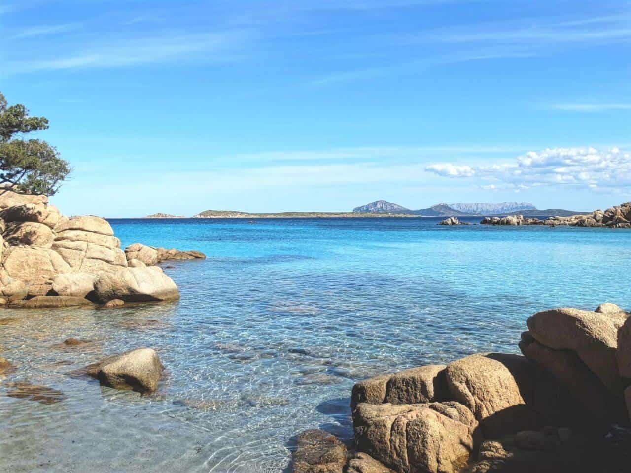Sardinien - Sinfonie in blau
