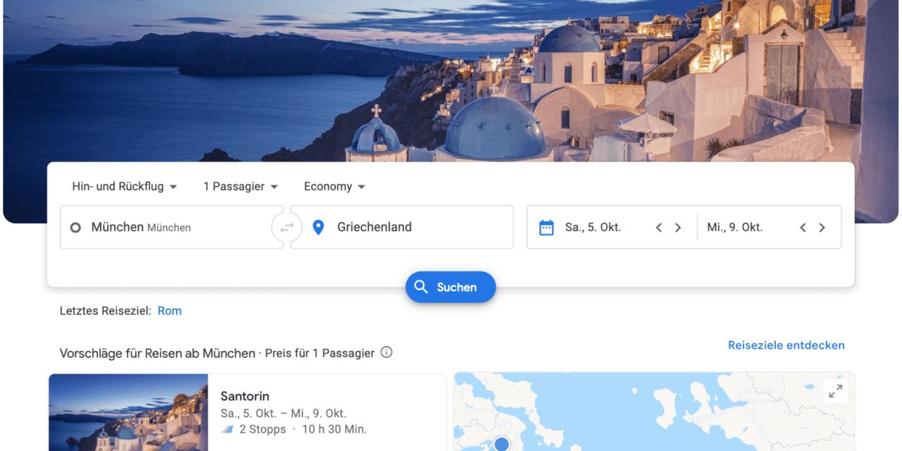 11 Tipps, um mit Google Flüge den besten und günstigsten Flug zu finden (Update 2019)