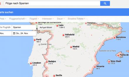 11 Tricks, um mit Google Flüge den besten und günstigsten Flug zu finden