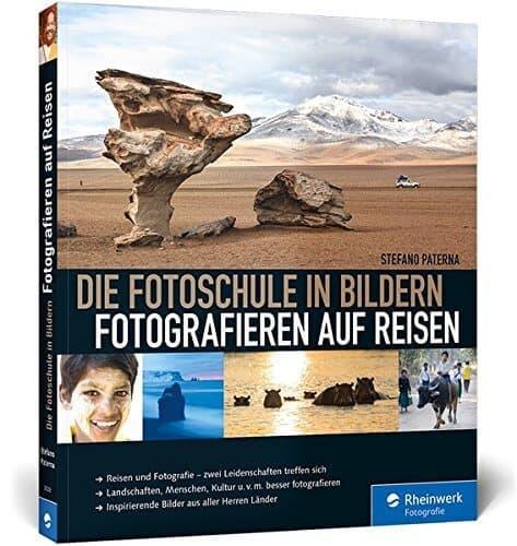 Buch Die Fotoschule in Bildern. Fotografieren auf Reisen