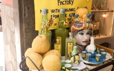 Die Amalfiküste - zwischen Zitronen und Limoncello