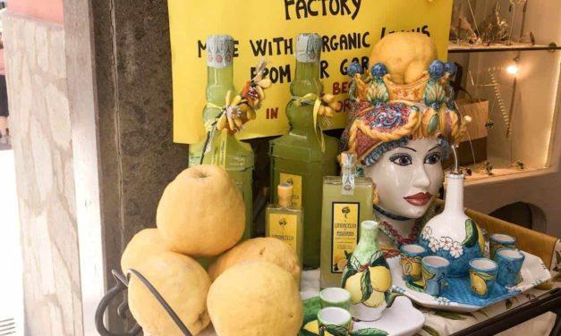 Die Amalfiküste – zwischen Zitronen und Limoncello