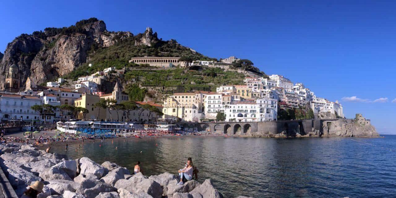 Amalfi – Labyrinth aus tausend Gassen