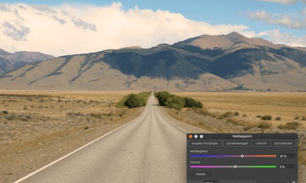 Reisefotos verwalten und professionell nachbearbeiten