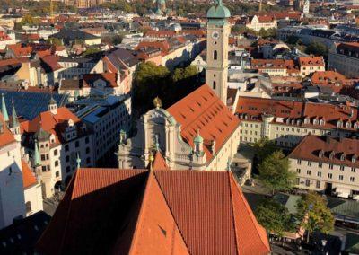 Heiliggeist Kirche München