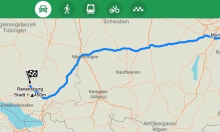 Die besten Navigationsapps für Eure Reise