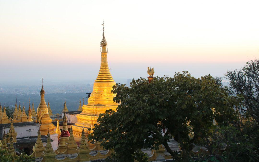 Die schönsten Sehenswürdigkeiten in Mandalay (2019)