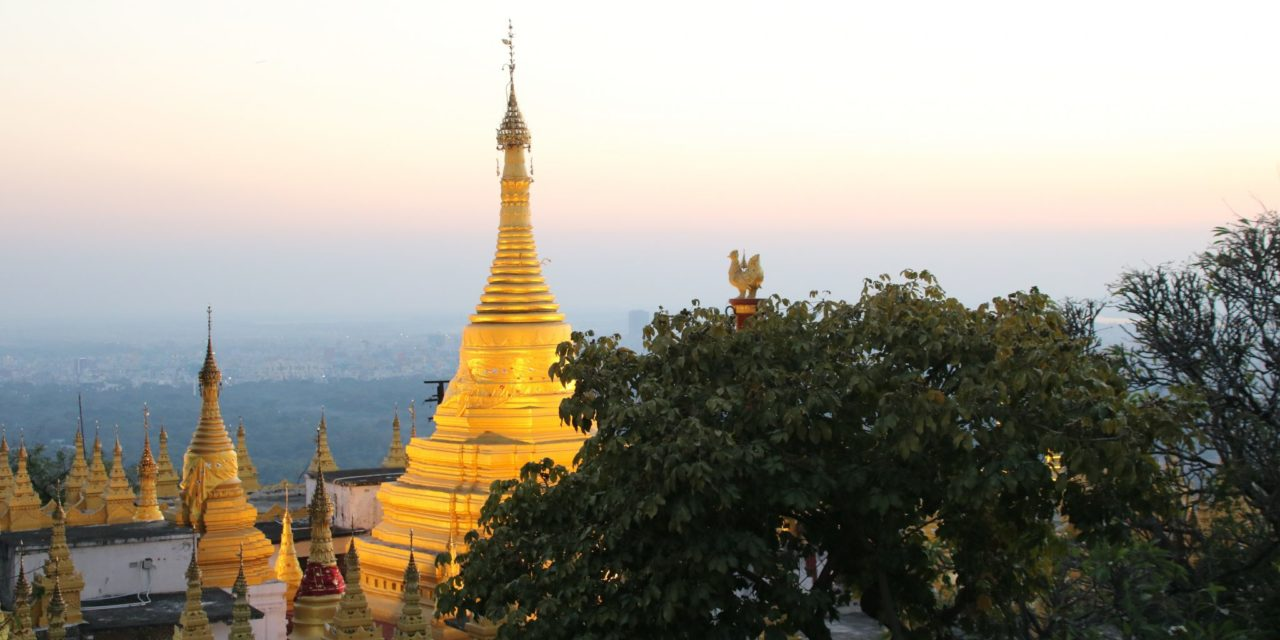 Die Highlights von Mandalay