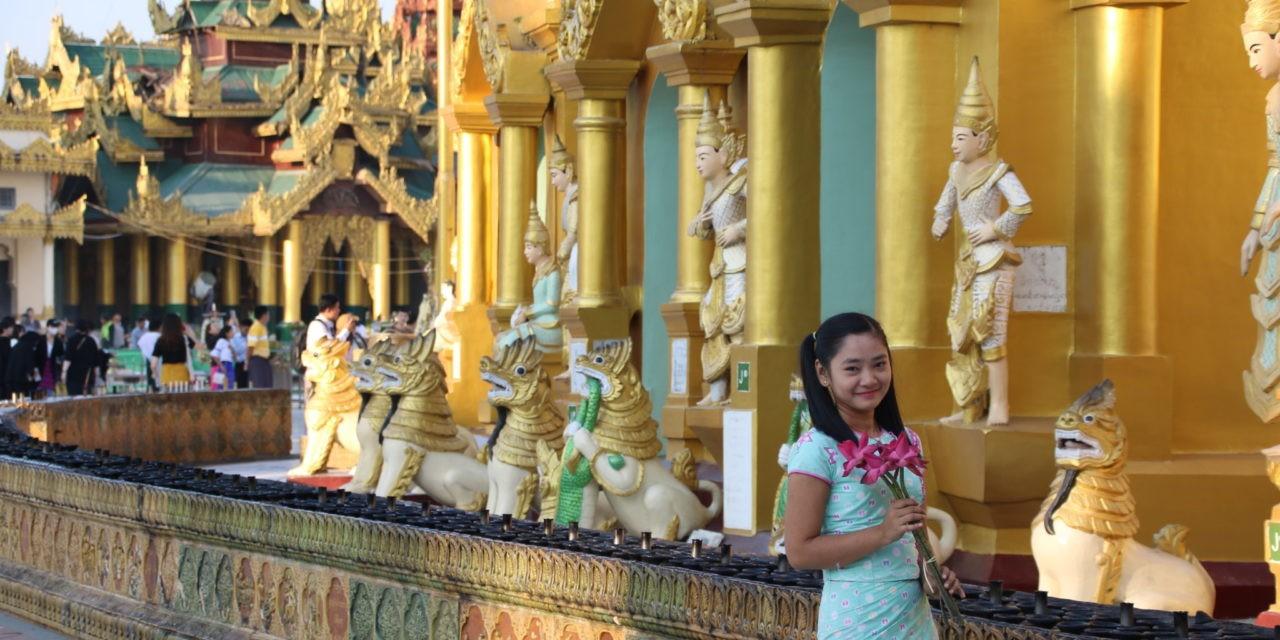 Myanmar – zu Gast bei Freunden