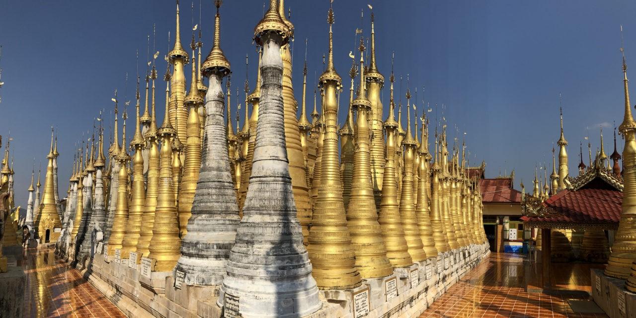 Myanmar – Das Land der Buddhas und Pagoden