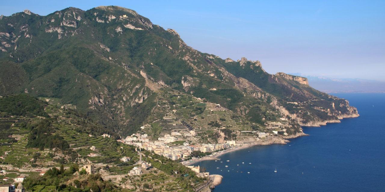 Cruisen entlang der Amalfiküste